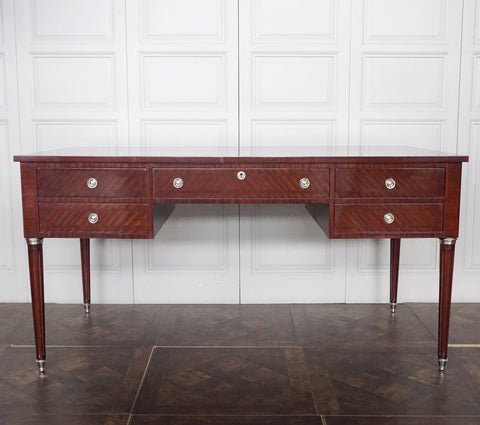 LOUIS XVI PARQUETRY DESK was $3995 now $1995 !