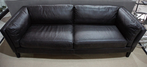 London Leather 3 Seat Sofa Closing Down Price Was