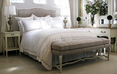SIENNA BED LINEN SET - Queen set from $549