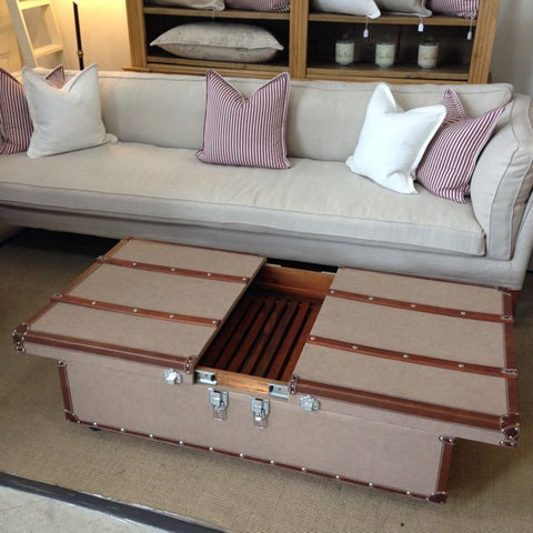 COPENHAGEN COFFEE TABLE TRUNK