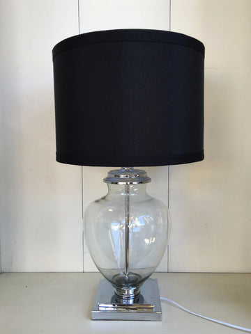 Siena Glass Lamp Clearance was $349 Now $299