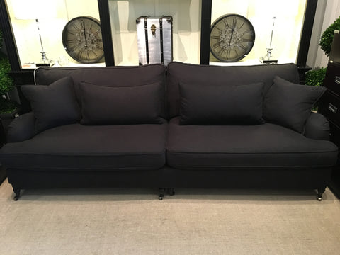 HASTINGS 4 SEATER LOOSE COVER SOFA