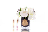 Premium Côte Noire Perfumed Natural Touch Roses and Lilies