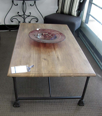 PROVINCIAL COFFEE TABLE - CLOSING DOWN PRICE - WAS $799