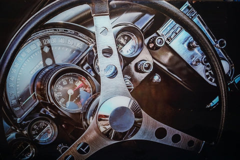 Wheel tempered glass photography - CLOSING DOWN PRICE - WAS $499