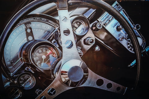 """Wheel"" tempered glass photography - CLOSING DOWN PRICE - WAS $749"