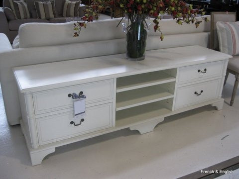 CAMBRIDGE ENTERTAINMENT TV UNIT - From $ 1695-1995