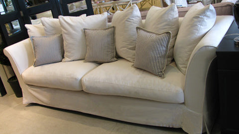 WINDSOR 4 SEATER SOFA