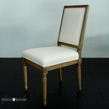 AVIGNON SQUARE LOUIS XVI CHAIR - CLOSING DOWN PRICE - WAS $349