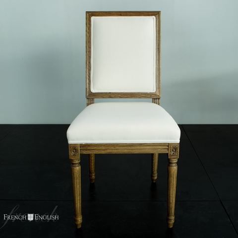 AVIGNON SQUARE LOUIS XVI CHAIR - CLOSING DOWN PRICE - WAS $199