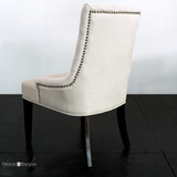BECALL BUTTONED CHAIR - CLOSING DOWN PRICE - WAS $599