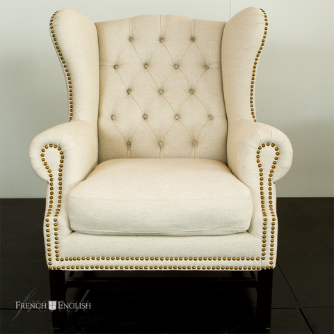 CORNWALL WINGBACK - From $1195 On Clearance Fabrics