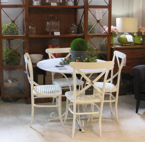 Marble dining table - CLOSING DOWN PRICE - WAS $1595