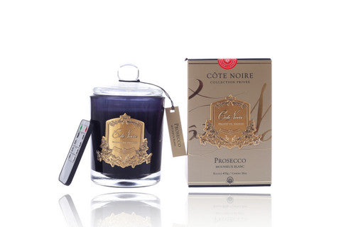 Côte Noire LED Large Candle LIMITED EDITION