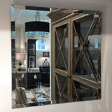 Square Bevelled Edge Mirror