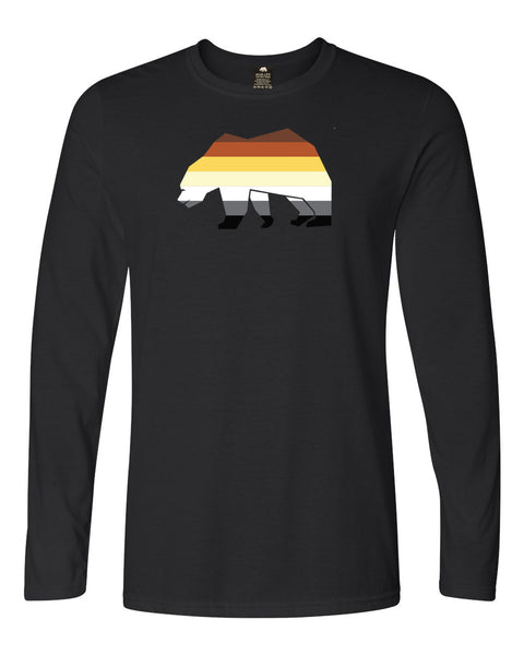 Bear Pride Long Sleeve T-Shirt