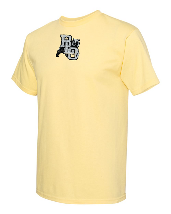 BLO T-shirt Yellow