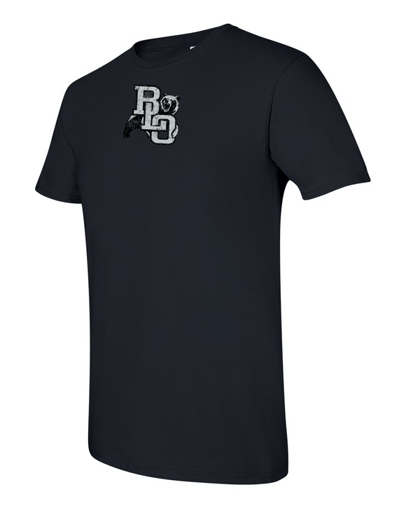 BLO T-shirt Black