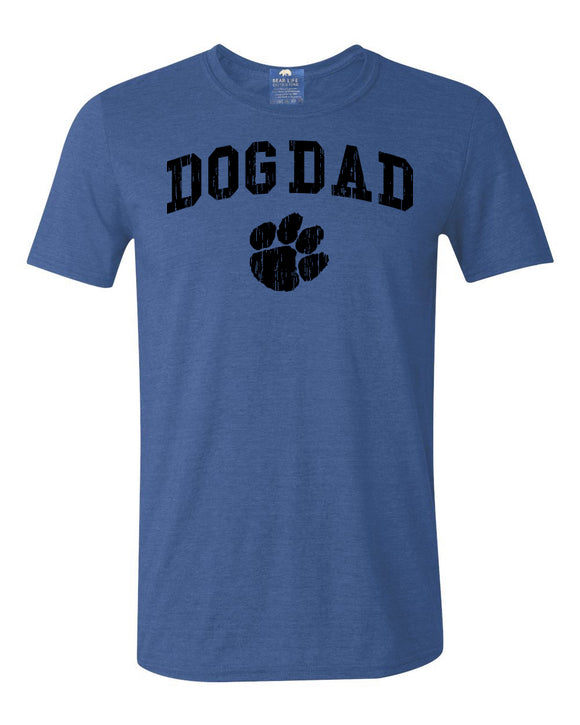 DOG DAD T-shirt...A proud dad of his canine buddy!