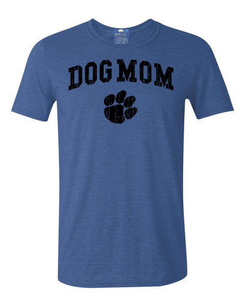 DOG MOM T-shirt...A proud mom of her canine buddy!