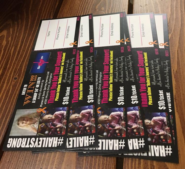 Stag & Doe Tickets - Qty 500