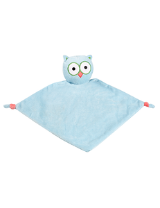 Blue Owl Blanket Buddy
