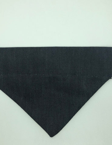 Dog Bandana - Denim