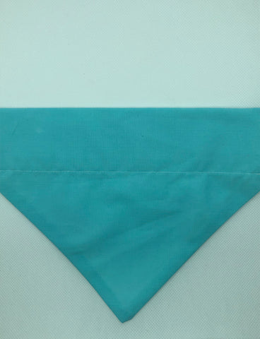 Dog Bandana - Teal