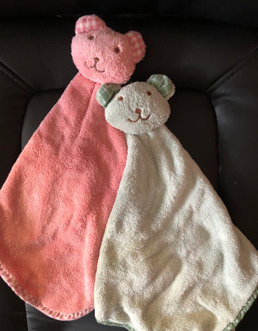Bear Blanket Buddy
