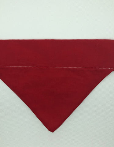 Dog Bandana - Red