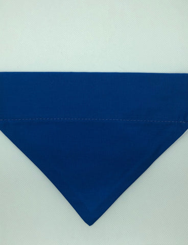 Dog Bandana - Royal Blue