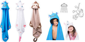 Small Hooded Towels