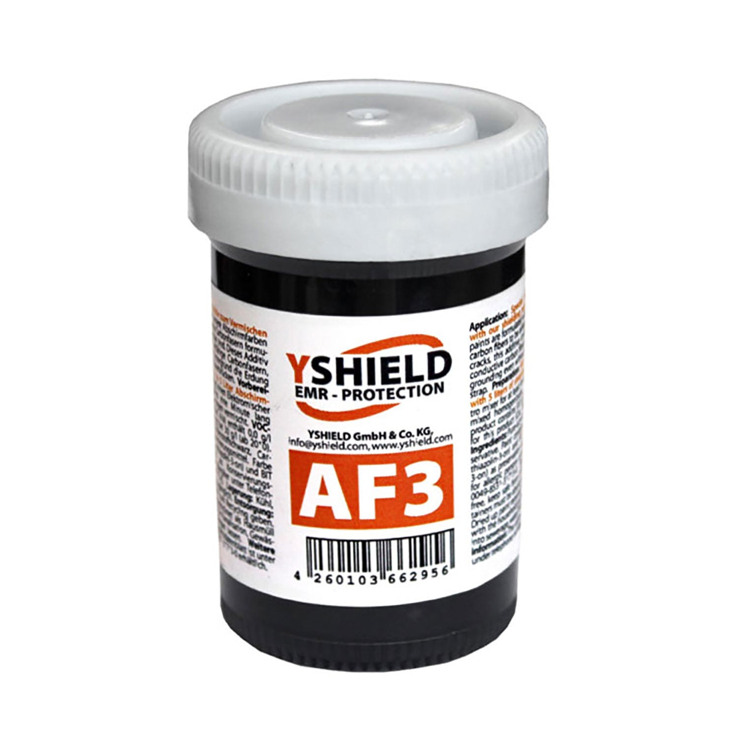 AF3 Carbon Fibre Additive for Shielding Paints (90 ml)