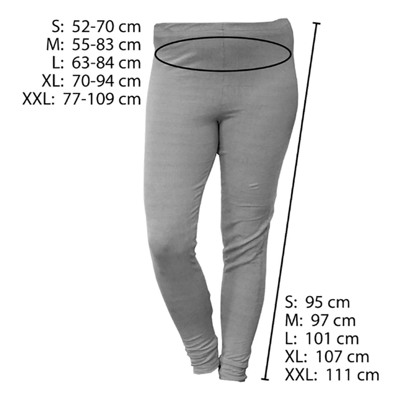 SILVER-ELASTIC Pants for Shielding High Frequency EMF (1 piece)