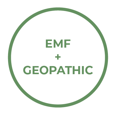 EMF and Geopathic Stress Check