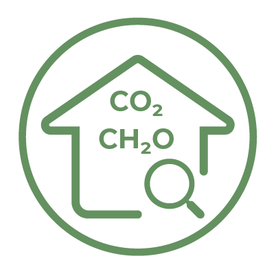 CO2 and Formaldehyde Check