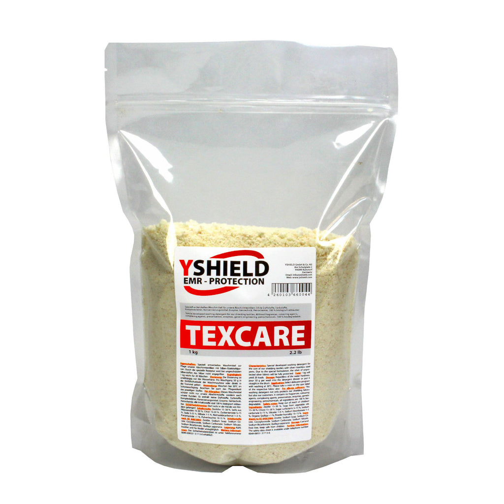 TEXCARE Detergent for Washing Shielding Fabrics (1kg / 250g)