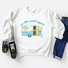Load image into Gallery viewer, On The Road Again Sweatshirt - makaylagrace