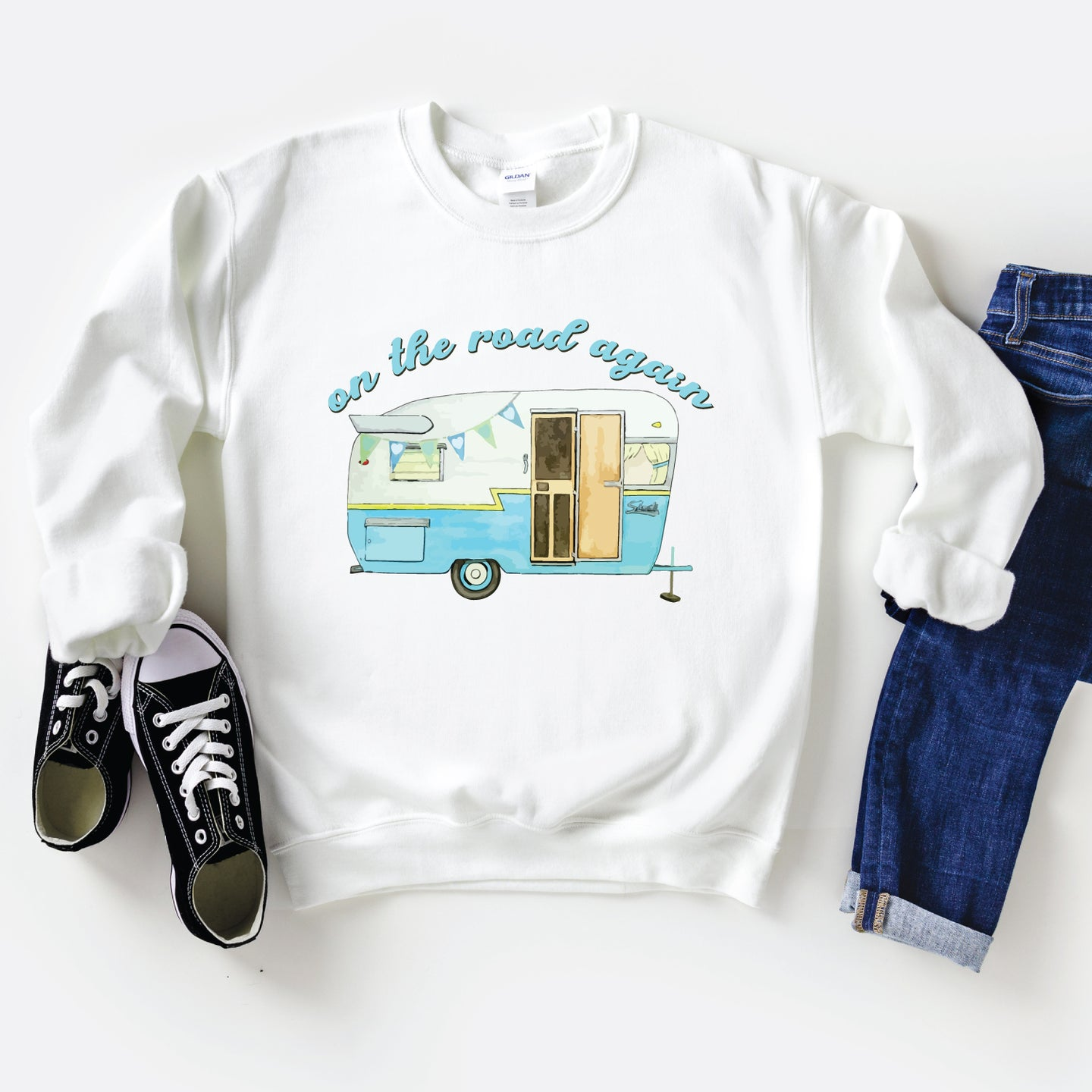On The Road Again Sweatshirt