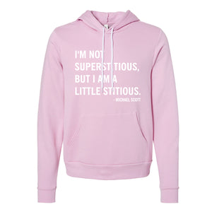 Superstitious Hoodie In Lavender - makaylagrace