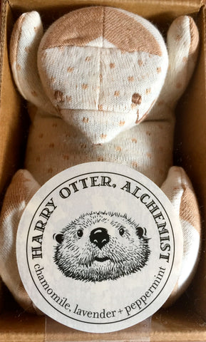 "harry otter 8"" eyepillow"
