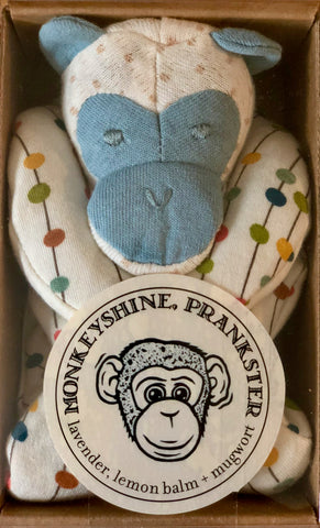 "monkeyshine 12"" eyepillow"