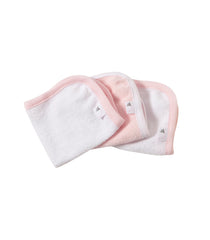 organic cotton 3 pack washcloths