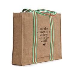 bee the change tote