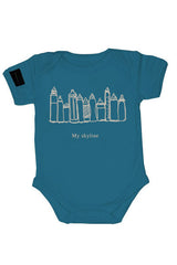 my skyline onesie