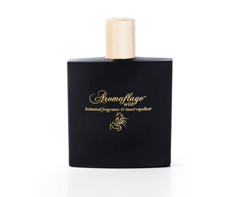 aromaflage wild - botanical fragrance & insect repellent
