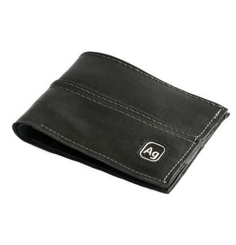 recycled bike tube franklin wallet