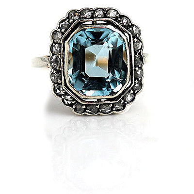 Aquamarine Stone Meanings and Symbolism