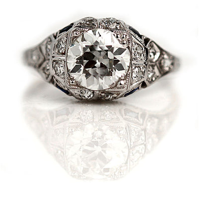 Antique, Vintage, or Estate Engagement Rings – What's the Difference?