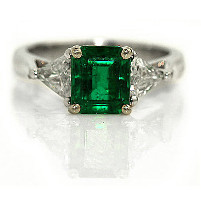 The Fascinating History of Vintage Gemstone Engagement Rings